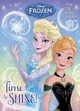 Disney Frozen: Time to Shine Activity Book by Random House Disney