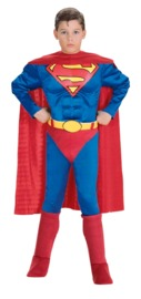 Superman Toddlers Costume