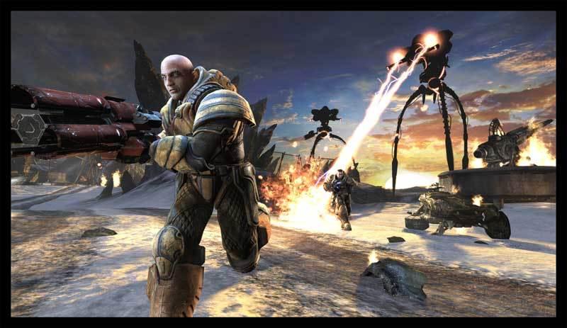 Unreal Tournament III for Xbox 360 image