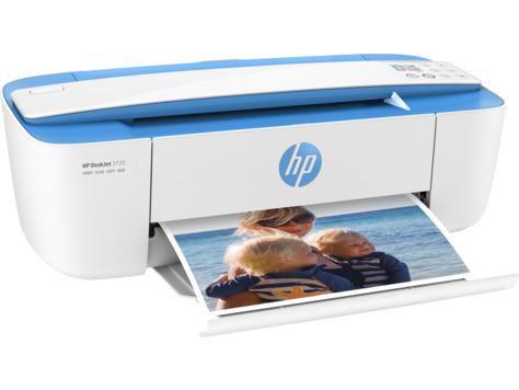 HP Deskjet 3720 Inkjet Multi Function Printer