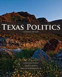 Texas Politics by James W. Riddlesperger image