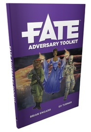Fate Core RPG: Fate Adversary Toolkit