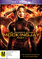 The Hunger Games: Mockingjay Part One on DVD