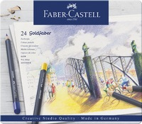 Faber-Castell: Goldfaber (Tin of 24) image