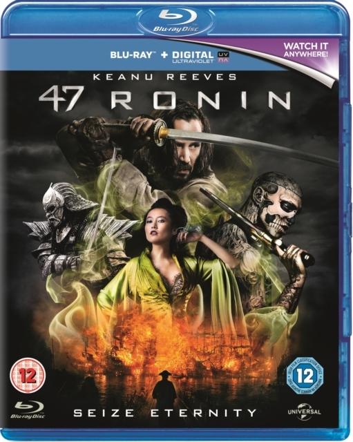 47 Ronin on Blu-ray image