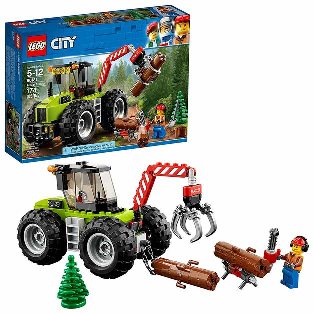 LEGO City: Forest Tractor (60181)