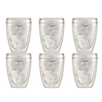 Bodum: Pavina Outdoor Double Wall Tumbler (350ml) - Box of 6
