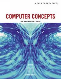 New Perspectives on Computer Concepts: Comprehensive by Dan Oja image