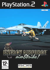Energy Airforce Aim Strike! for PlayStation 2