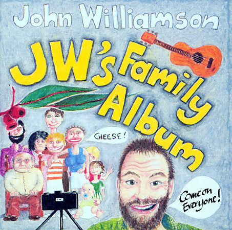 Family Album by John Williamson