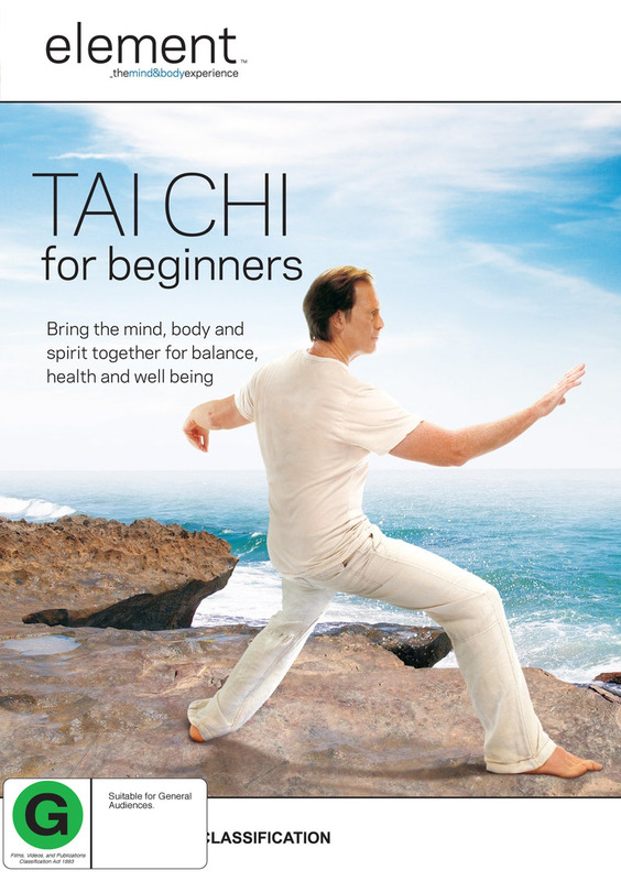 Element: Tai Chi For Beginners on DVD