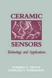 Ceramic Sensors by Toshko Nenov image