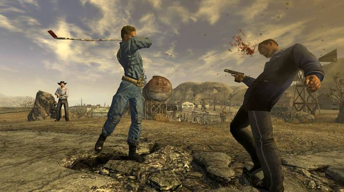 Fallout: New Vegas for PS3 image