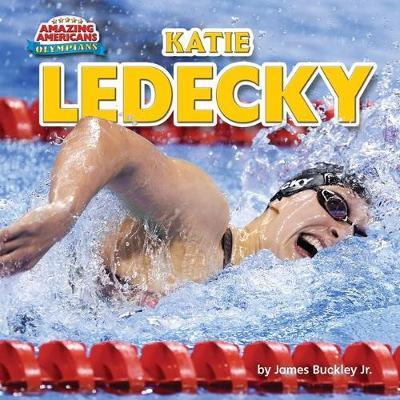 Katie Ledecky by James Buckley