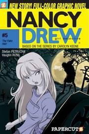 Nancy Drew #5: The Fake Heir by Stefan Petrucha image