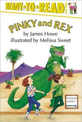 Pinky and Rex by James Howe