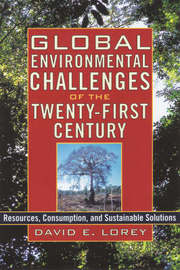 Global Environmental Challenges of the Twenty-First Century image