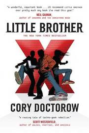 Little Brother by Cory Doctorow image