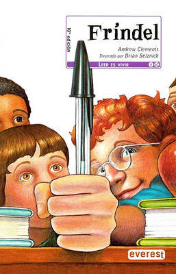 Frindel (Frindle) by Andrew Clements