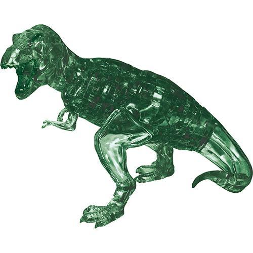 Crystal Puzzle - Green T-Rex