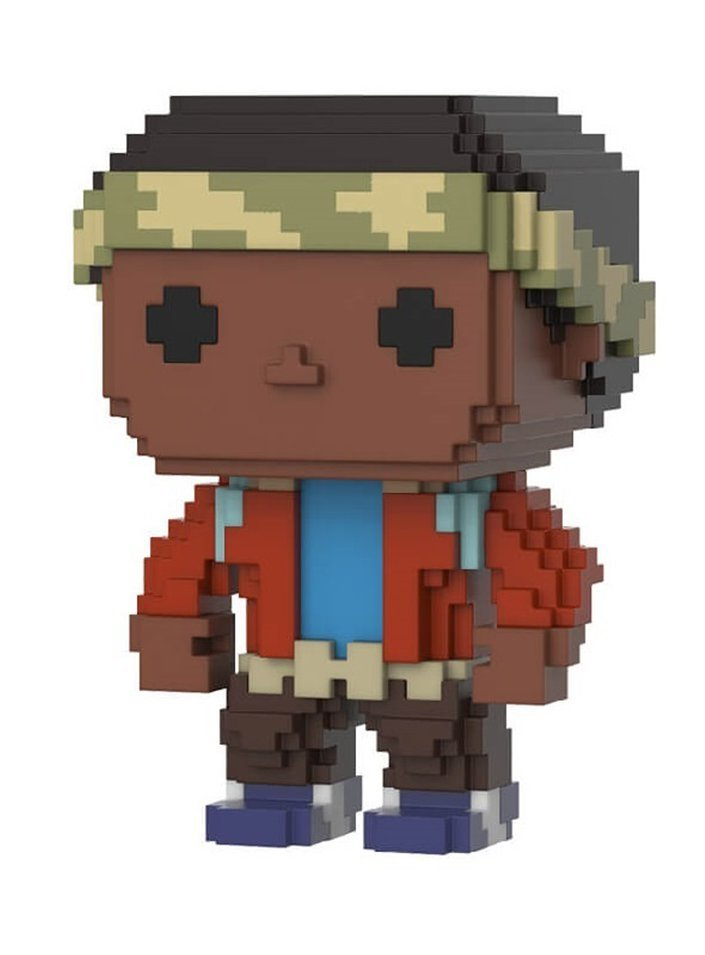 Stranger Things - Lucas (8-Bit) Pop! Vinyl Figure image