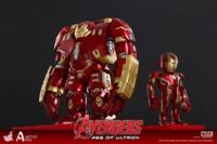 Marvel: Iron Man & Hulkbuster - Artist Mix 2-Pack Set