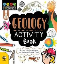 Geology Activity Book by Jenny Jacoby