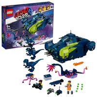 The LEGO Movie 2 - Rex's Rexplorer! (70835)
