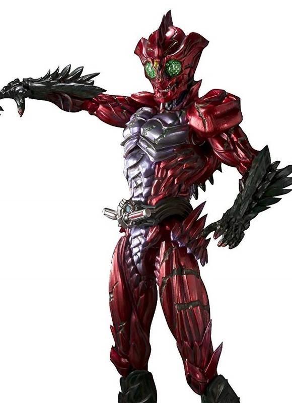 Kamen Rider: S.I.C. Amazon Alpha - Action Figure