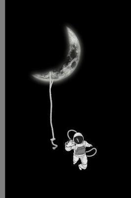 Moon Astronaut Outer Space by Queen Lovato image