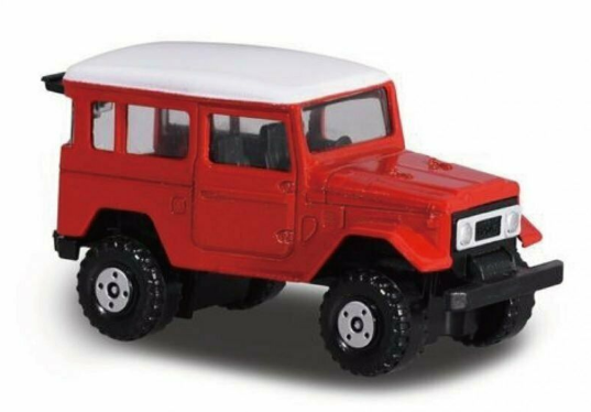 Majorette: Toyota Land Cruiser - 1:64 Scale Diecast Vehicle