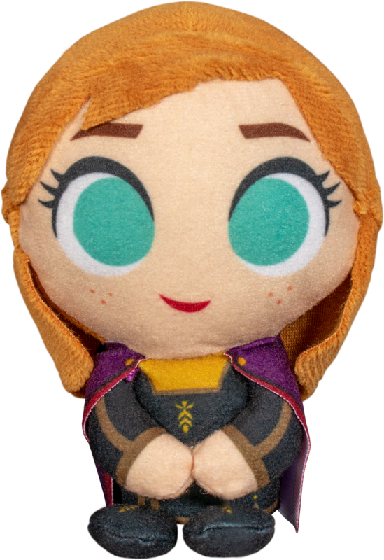 "Frozen 2: Anna - 4"" Plush"