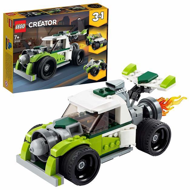 LEGO Creator: Rocket Truck - (31103)