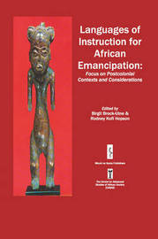 Languages of Instruction for African Emancipation image