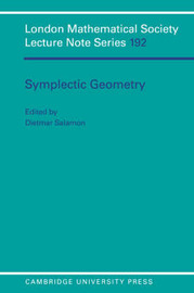 Symplectic Geometry