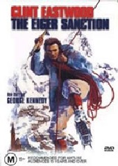 Eiger Sanction on DVD