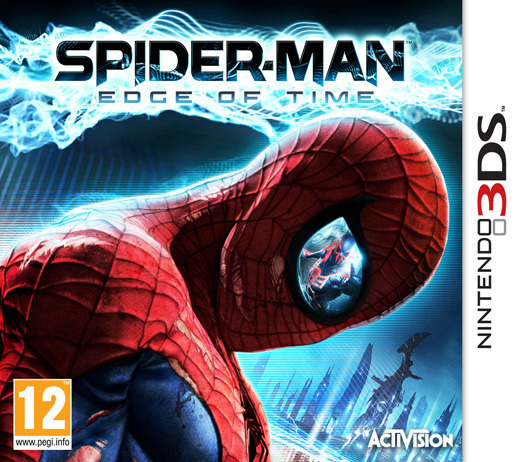 Spider-Man: Edge of Time for 3DS image