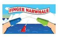 Finger Narwhals (set 5)