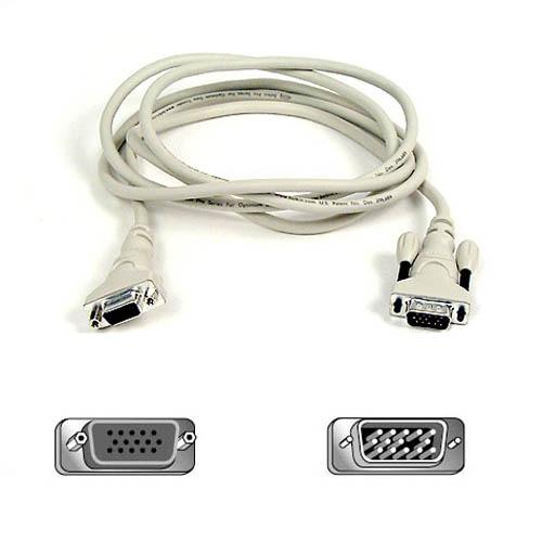 Belkin VGA Monitor Extension CBL 3 Mtr