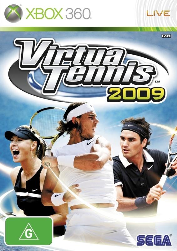 Virtua Tennis 2009 for Xbox 360