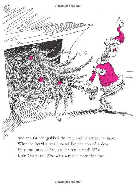 How the Grinch Stole Christmas! Deluxe Edition by Dr Seuss
