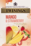 Twinings Mango & Strawberry Fruit Tea (20 Bags)