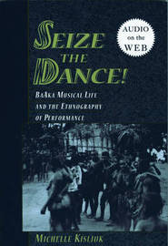 Seize the Dance by Michelle Kisliuk image