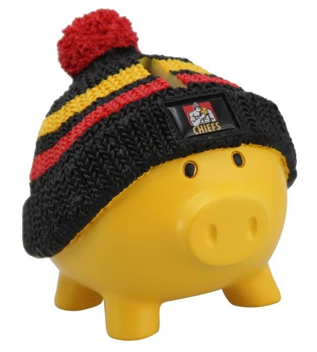 Antics: Super Rugby Piggy Bank - Chiefs
