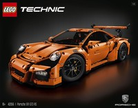 LEGO Technic: Porsche 911 GT3 RS (42056)