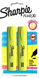 Sharpie: Fluo XL Highlighter 2-Pack - Yellow