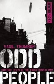 Odd People by Basil Thomson