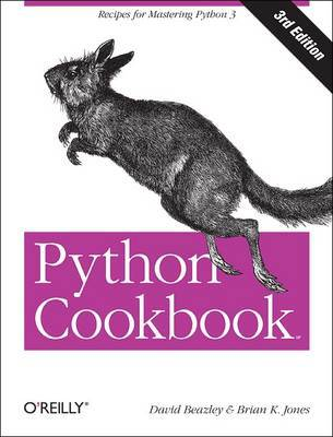 Python Cookbook: No. 3 by David Beazley