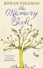 The Memory Book by Rowan Coleman image