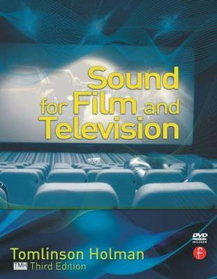 Sound for Film and Television by Tomlinson Holman image